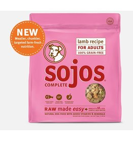 Sojo's Adult Complete Lamb 1.75#