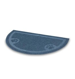 Petmate Litter Catcher Mat 1/2 Circle Waterfal