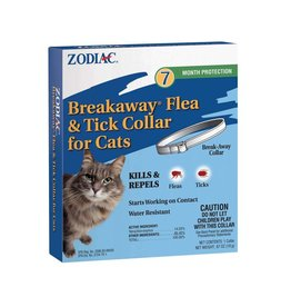 Zodiac Flea & Tick Collar 7 Month Protection Cat