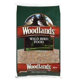 KayTee Woodlands Wild Bird Food, 20lb