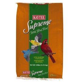 KayTee Supreme Wild Bird Food, 25lb
