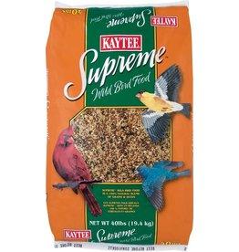 KayTee Supreme Wild Bird Food, 40 lb