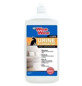Wee-Wee Cat Urine Eliminator Stain & Odor Destroyer 32oz