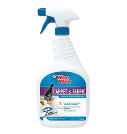 Four Paws Wee Wee Carpet & Fabric Cleaner Stain & Odor Remover 32oz