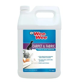 Four Paws Wee Wee Carpet & Fabric Cleaner Stain & Odor Remover 128oz