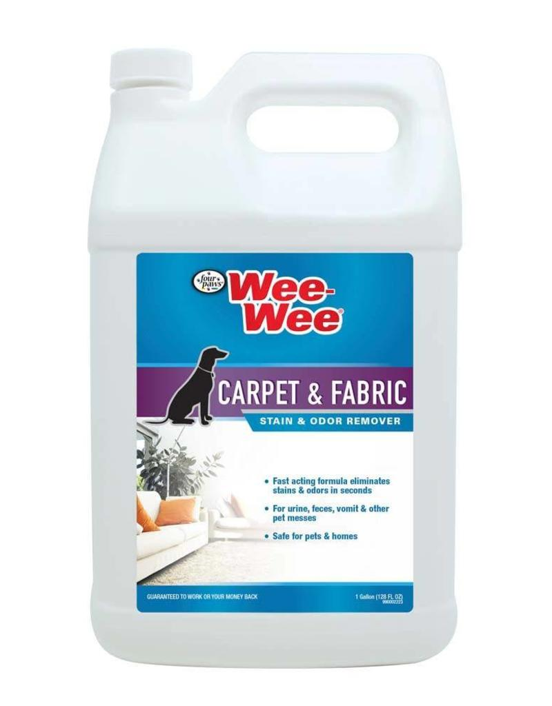 Wee-Wee Carpet & Fabric Stain & Odor Remover 128oz