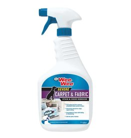 Four Paws Wee Wee Carpet & Fabric Cleaner Severe Stain & Odor Remover 32oz