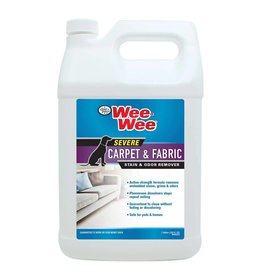 Four Paws Wee Wee Carpet & Fabric Cleaner Severe Stain & Odor Remover 128oz