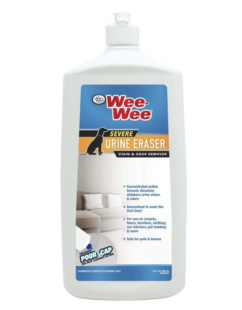 Wee-Wee Urine Eraser Severe Stain & Odor Remover 32oz