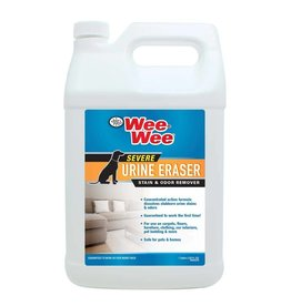 Four Paws Wee Wee Urine Eraser Severe Stain & Odor Remover 128oz