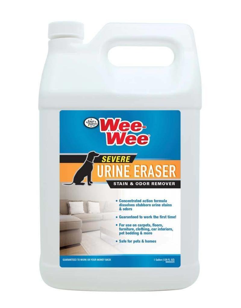 Wee-Wee Urine Eraser Severe Stain & Odor Remover 128oz