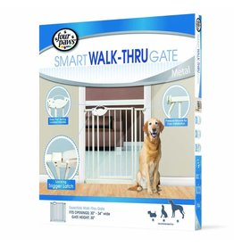 Four Paws Essential Walk-Thru Gate