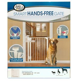 Four Paws Hands-Free Gate