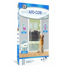Four Paws Gate Auto Closing Extra Tall