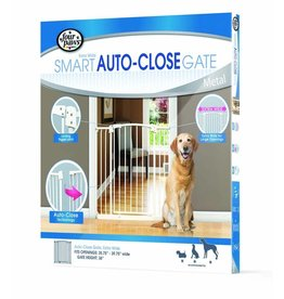 Four Paws Gate Auto Closing Extra Wide