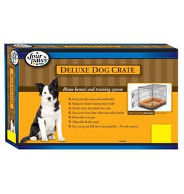 Four Paws Crate Single Door 36x22x25