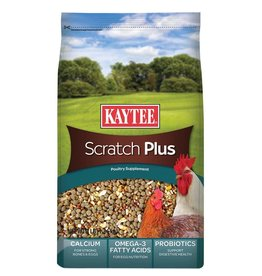 KayTee Scratch Plus for Chickens, 3lb
