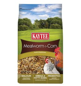 KayTee Mealworms and Corn Treat, 3lb