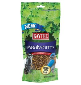KayTee Mealworms  3.5oz