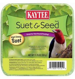 KayTee Suet and Seed, 11.75oz