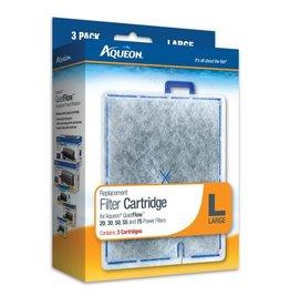Aqueon QuietFlow Replacement Filter Cartridge Large 3k