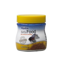 Aqueon Betta Fish Food .95oz