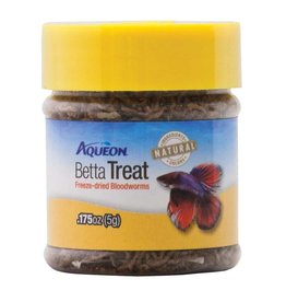 Aqueon Betta Treat Freeze-dried Bloodworm .175oz