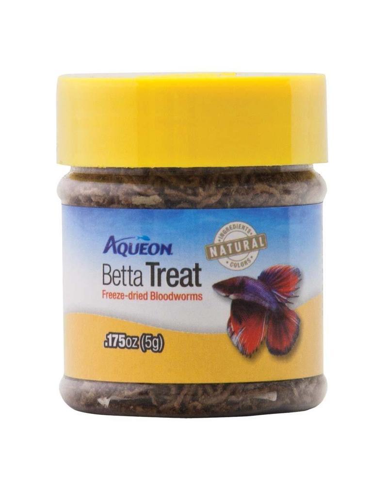 Aqueon Betta Treat Freeze-dried Bloodworm .175oz
