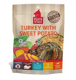Plato Turkey with Sweet Potato, 4 oz