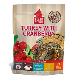 Plato Turkey with Cranberry, 4 oz