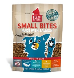 Plato Small Bites - Salmon, 10.5 oz