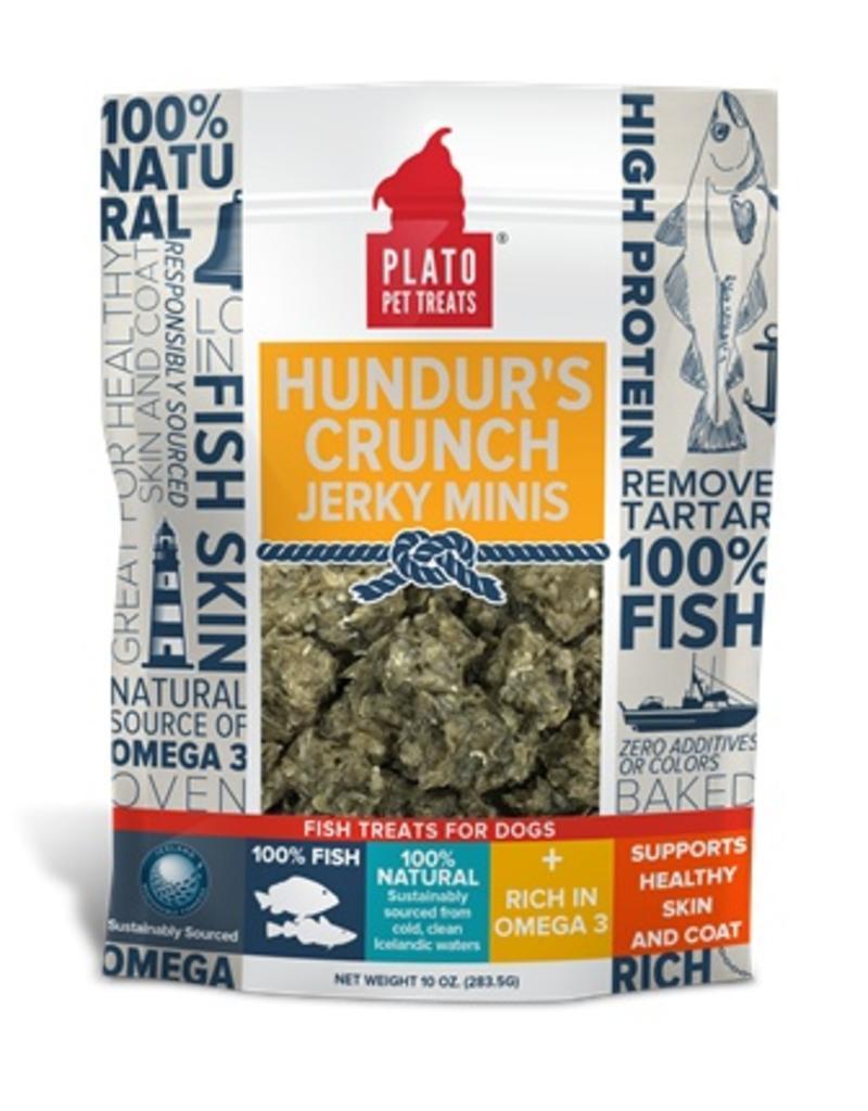 Plato Hundur's Crunch Jerky Minis 10oz