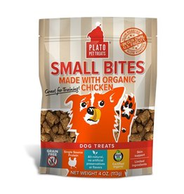 Plato Small Bites - Organic Chicken, 4 oz