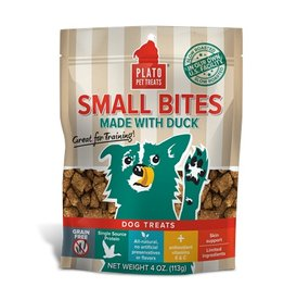 Plato Small Bites - Duck, 4 oz