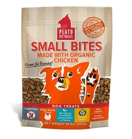 Plato Small Bites - Organic Chicken, 10.5 oz