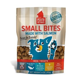 Plato Small Bites - Salmon, 4 oz