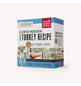 Honest Kitchen LID Marvel GF Turkey 4lb