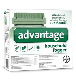 Bayer Advantage Household Fogger - 3pk