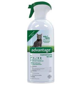 Bayer Advantage Flea and Tick Treatment Spray Cat - 8 oz