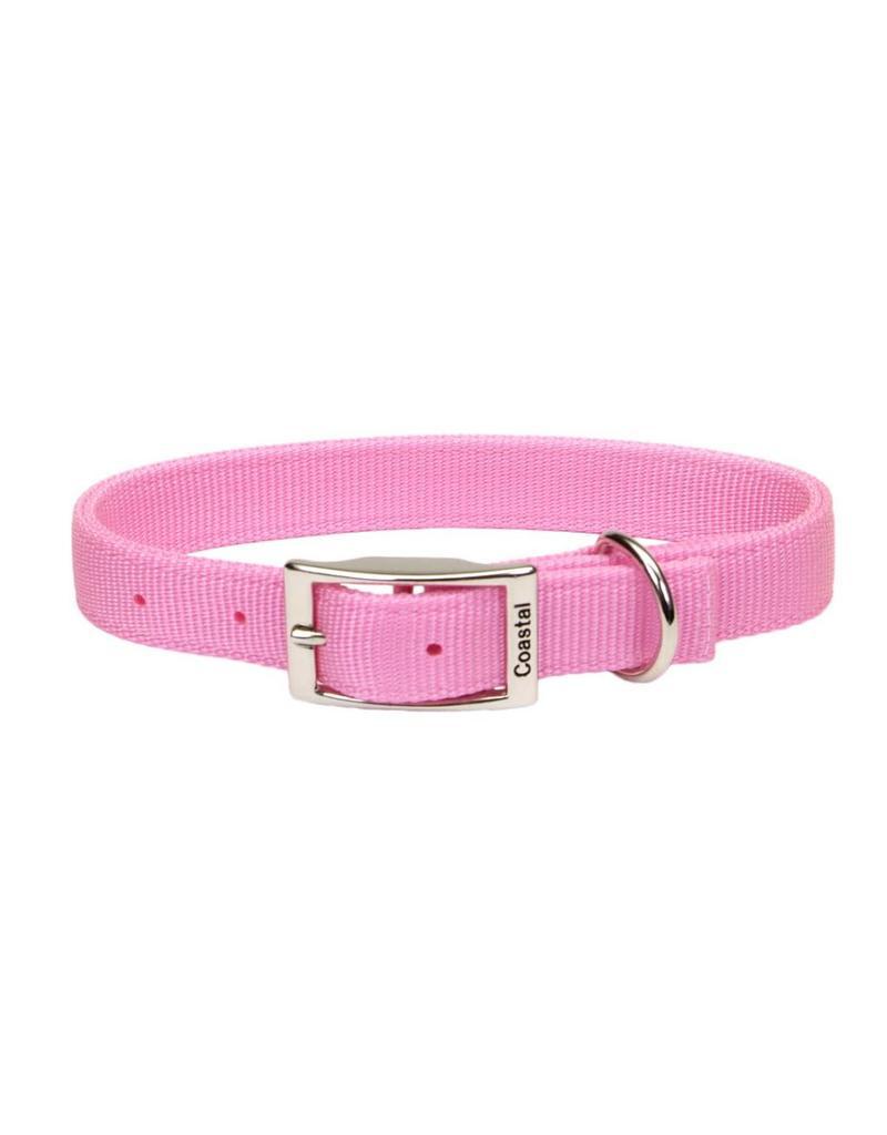 "Coastal Double-Ply Collar Pink 1""W 22""L"