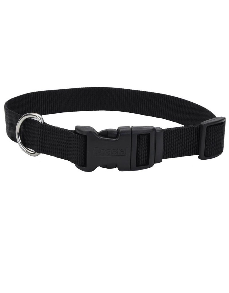 "Coastal Tuff Collar Black 1""W 26""L"