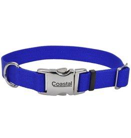 """Coastal 1"""" Adjustable Metal Buckle Blue 26"""""""