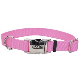 "Coastal 1"" Adjustable Metal Buckle Pink 26"""