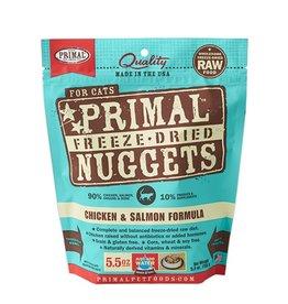 Primal Pet Freeze-Dried Nuggets Chicken & Salmon Formula 5.5oz
