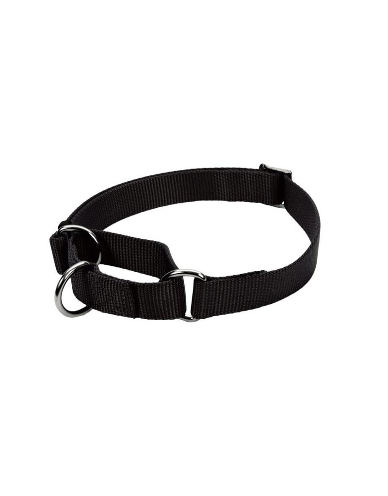 "Coastal Martingale Collar Black 3/4""W 20""L"