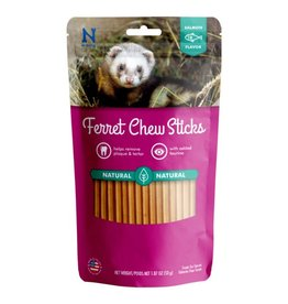 N-Bone Salmon Flavor Chew Stick Ferret Treats 1.87oz