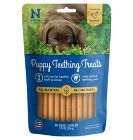 N-Bone Puppy Teething Treats 3.74