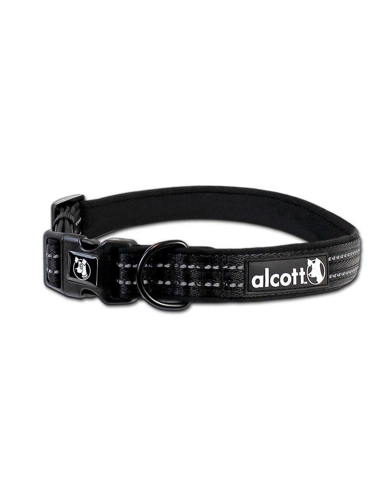 Alcott Adventure Collar Large Black