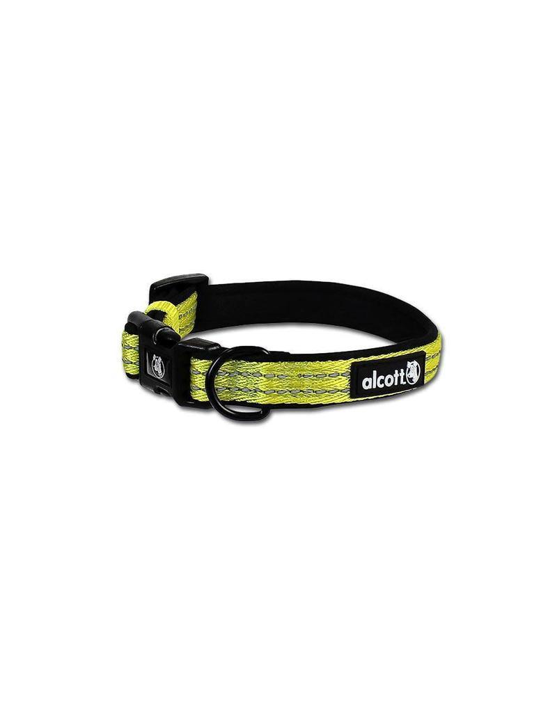 Alcott Visibility Collar Small Neon Yellow