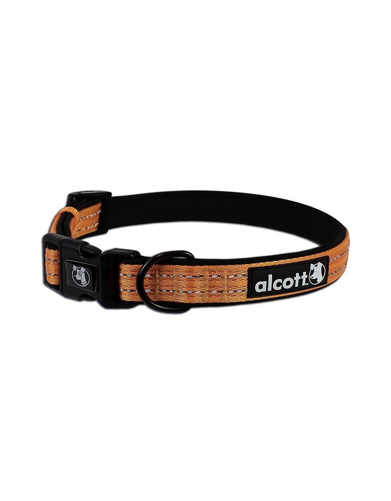Alcott Adventure  Collar Large Orange